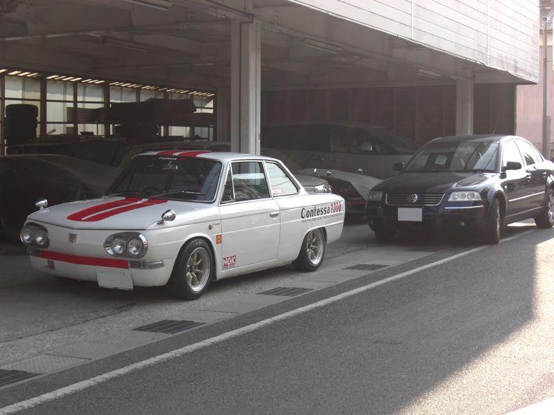 Hino Contessa, Japonia, ciekawostka, sportowe coupe, samochód z duszą, クラシックカー