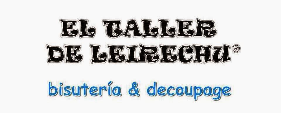 EL TALLER DE LEIRECHU
