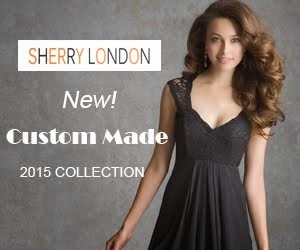 we provide a wide selection of chic custom made dresses