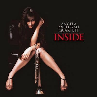 Angela Avetisyan 4tet – Inside (2013)