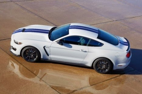 2016 Ford Mustang Shelby GT350 release
