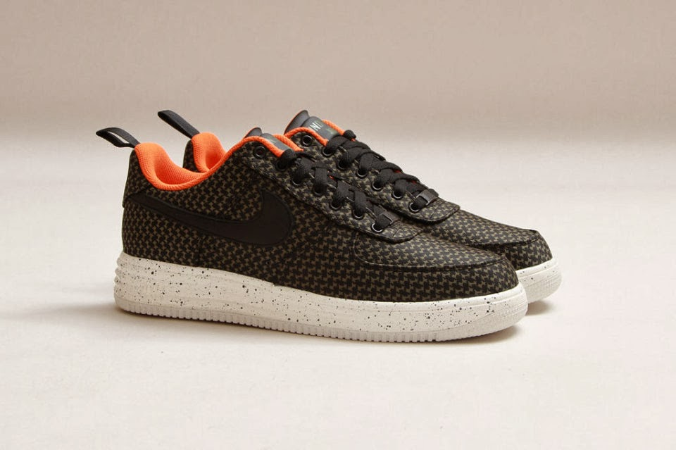 Nike Lunar Force 1 x Undefeated Pack