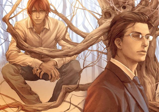 Actu Manga, Critique Manga, In These Words, Jun Togai, Manga, Narcissus, Seinen, Taifu, Yaoi,
