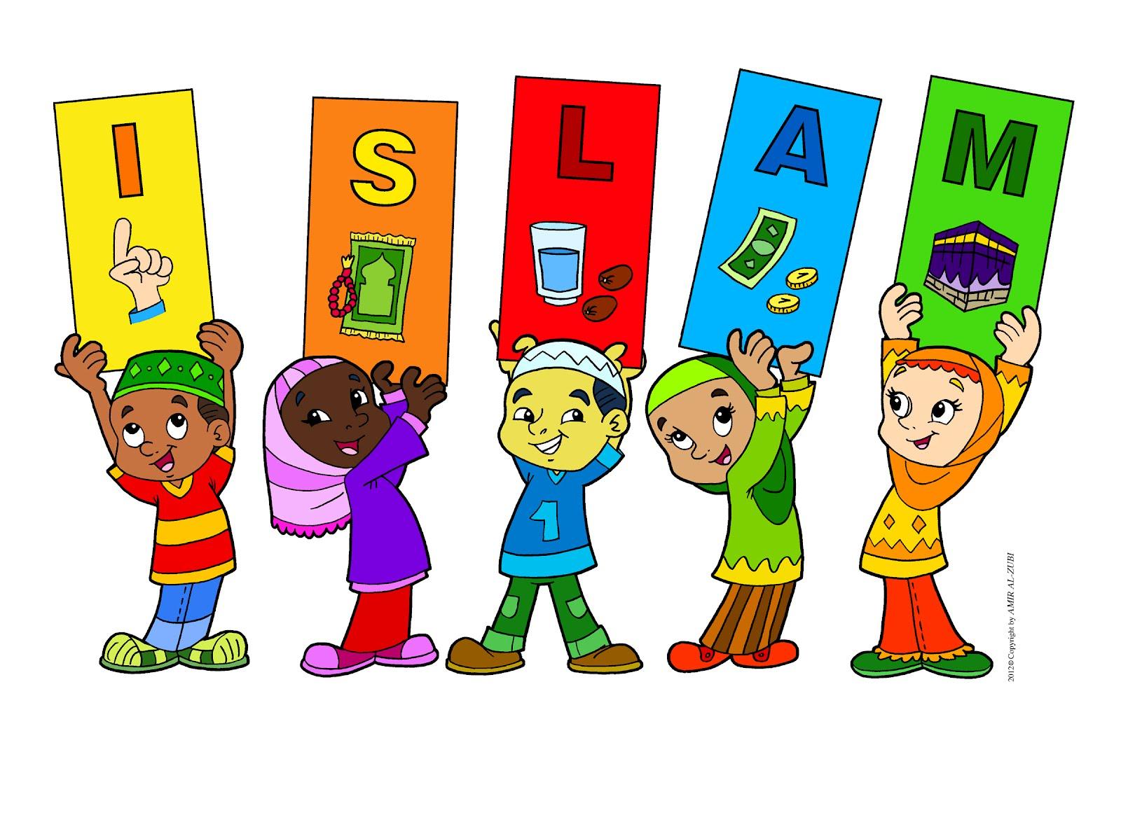 New Muslim Kids ISLAM
