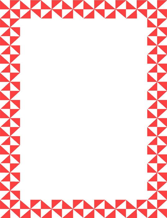 Márgenes decorativos faciles para hojas - Imagui