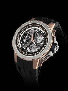 richard mille RM58-01 Tourbillon World Timer
