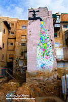 arte urbano festival internacional intervenciones artísticas Tudela Federico Minuchin
