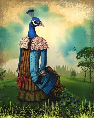 Oksana Badrak - Nice Concept Art