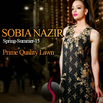 Sobia Nazir Launching the Prime Quality Lawn Prints