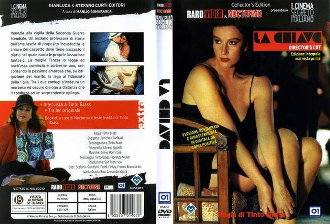 La Llave Secreta – Castellano – DVD9