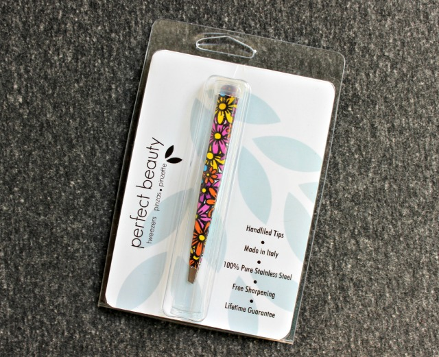 Perfect Beauty Tweezers Flower Collection