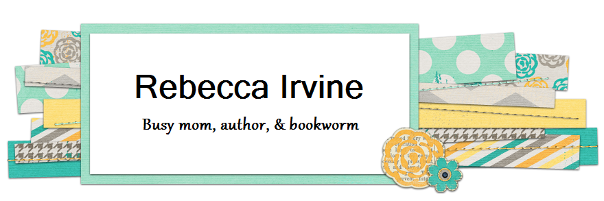 Rebecca Irvine, Author