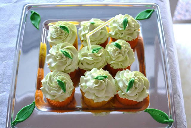 Home Chef pasta cupcakes de Mojito para inauguracion Pizzeria Angelo Castello de Rugat  Sugar Dreams Gandia