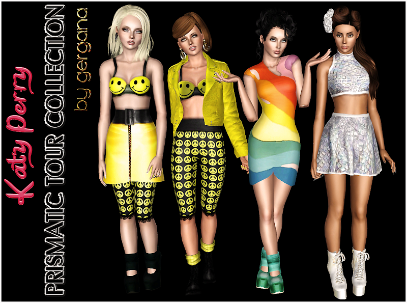 katy perry prismatic tour collection by gergana title=