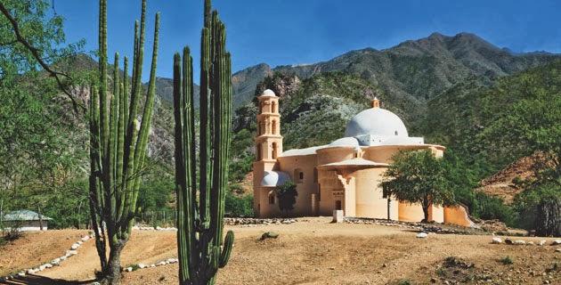 Edificio de la Misión - Batopilas, Chihuahua