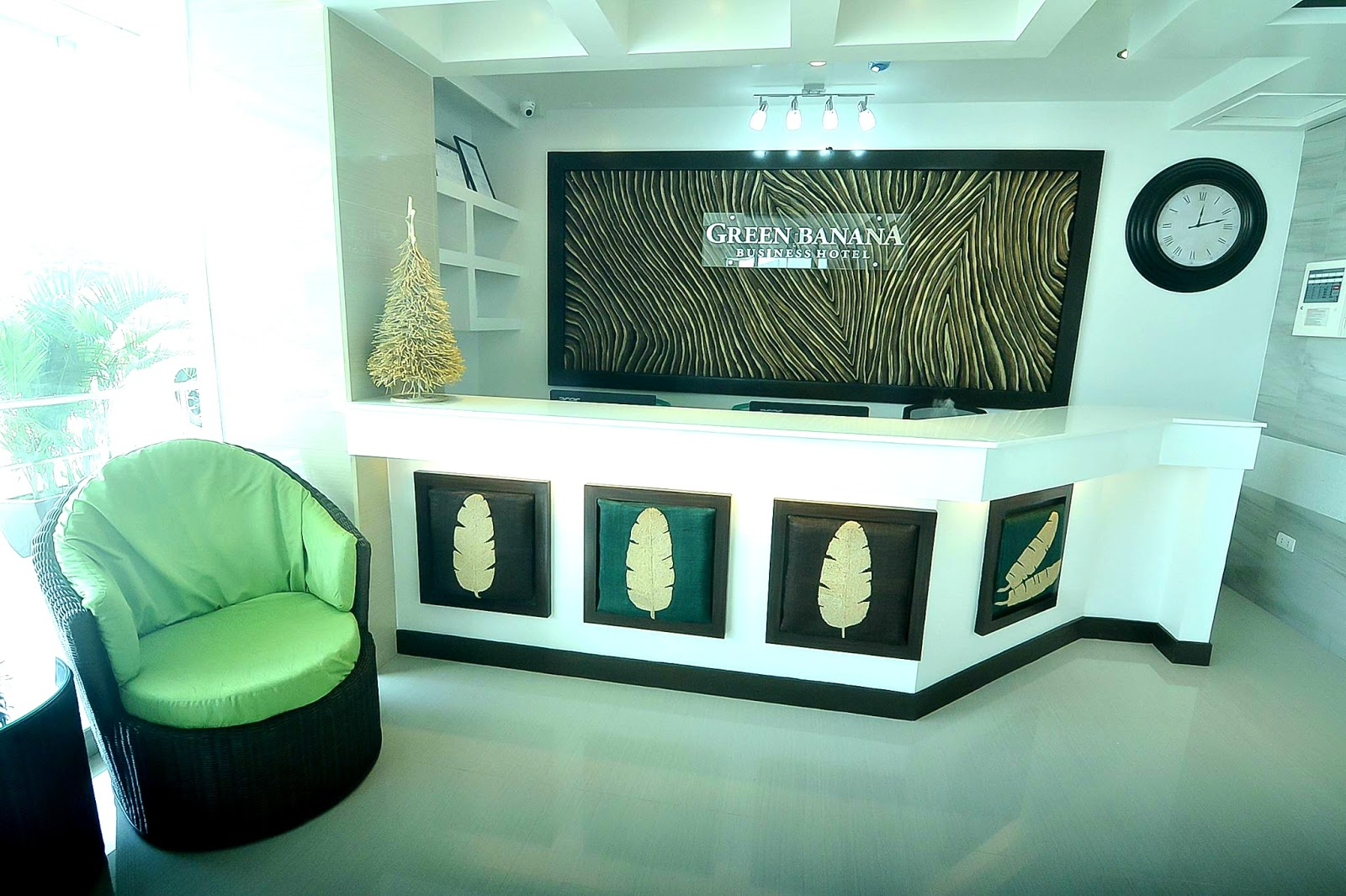 GREEN BANANA HOTEL OPENS IN DAVAO