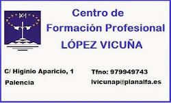 CENTRO DE FP LOPEZ VICUÑA