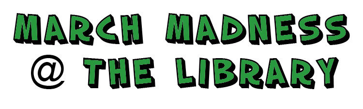 Image result for library march madness
