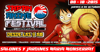 Japan Anime festival Arequipa