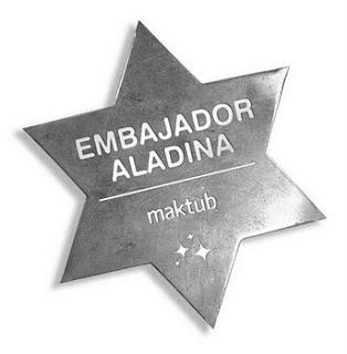 Elmundobebes es Embajador Aladina.