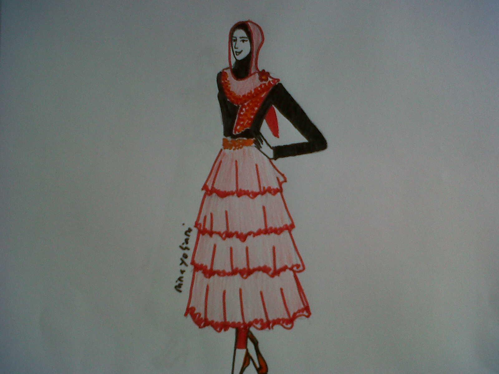 NinaNanina Kartun Muslimah