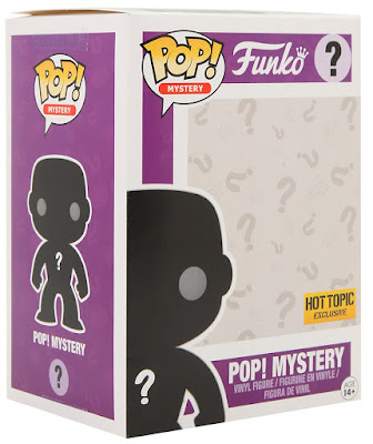 Hot Topic Exclusive DC Comics Pop! Mystery Blind Box Vinyl Figures by Funko