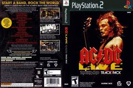 Download - AC/DC Live - RockBand Track Pack - PS2 - ISO