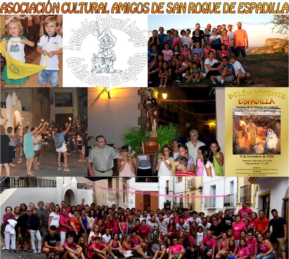 Asociación cultural Amigos de San Roque de Espadilla
