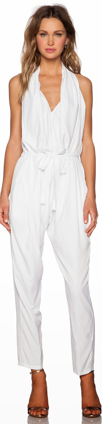 ASILIO THE PURITY JUMPSUIT