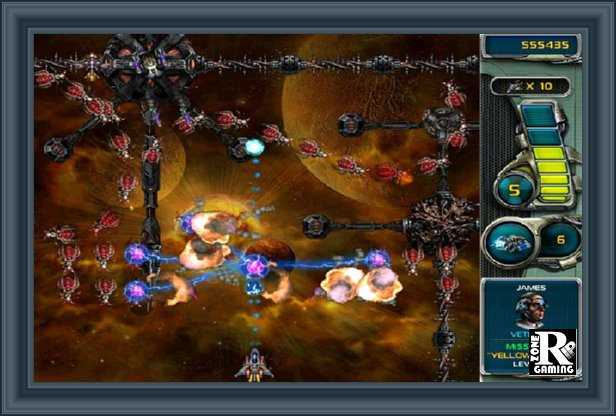 Star Defender 3 Screenshot 1
