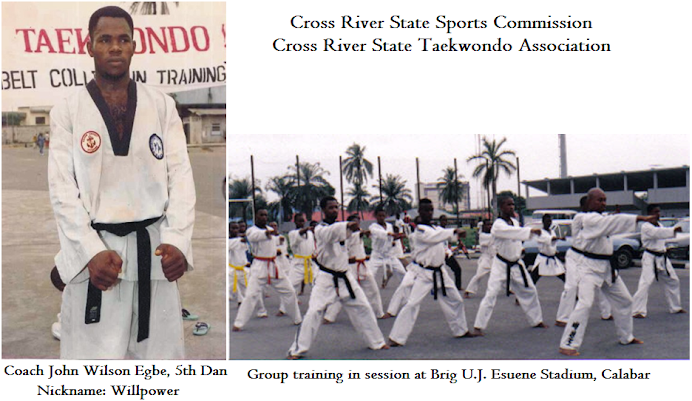 CROSS RIVER STATE SPORTS COMMISSION