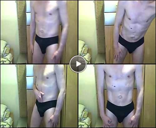 huge dick slip video