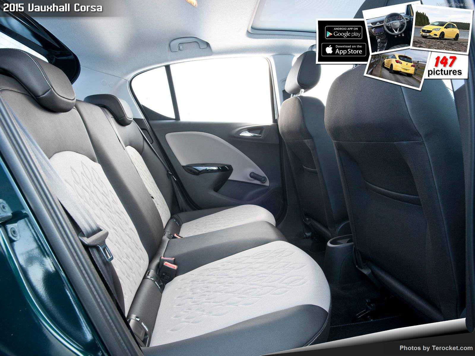 Hình ảnh xe ô tô Vauxhall Corsa 2015 & nội ngoại thất