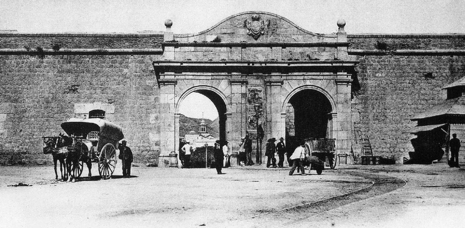 Puertas para ba o san jose for Puerta 8 san marcos