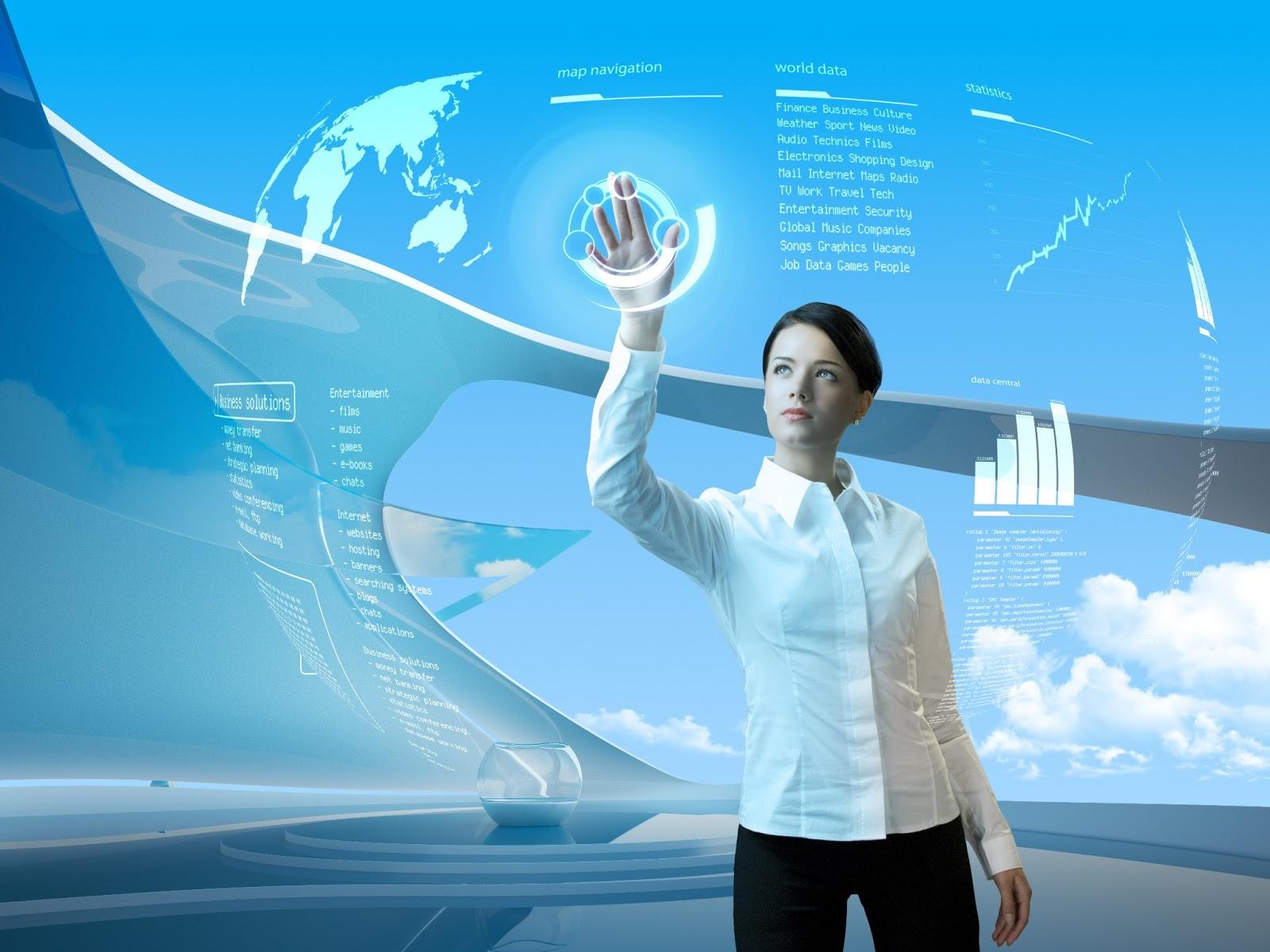 Skills for the digital economy for Ina virtual de empleo