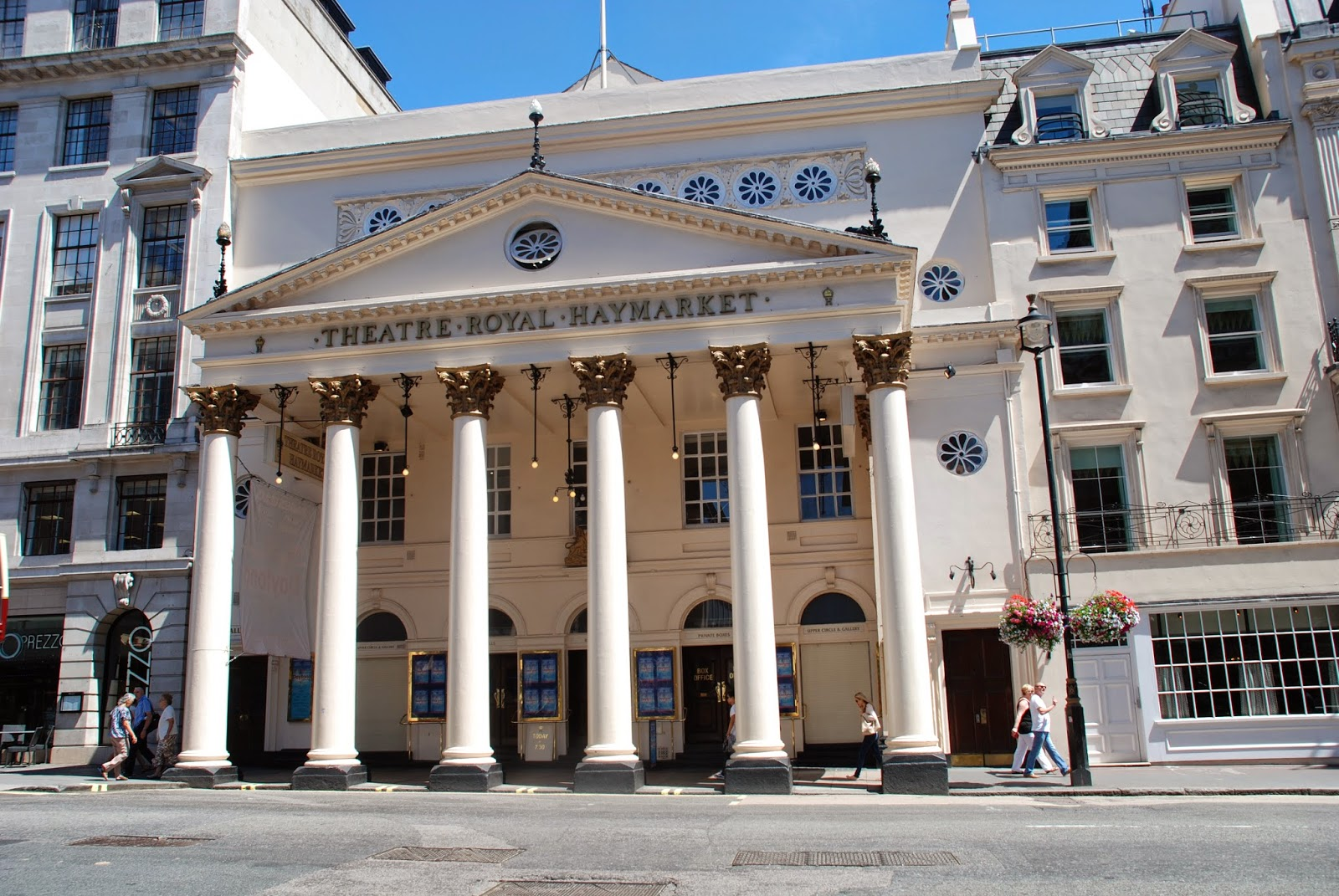 Theatre Royal Haymarket, London