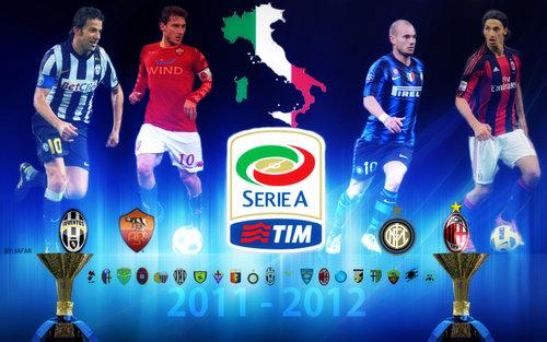 pertandingan untuk musim 2011/2012. Kompetisi elite klub Italia