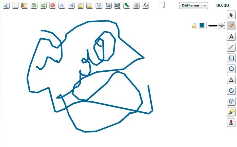 Copainter est une autre option pour dessiner en ligne for Dessiner jardin en ligne