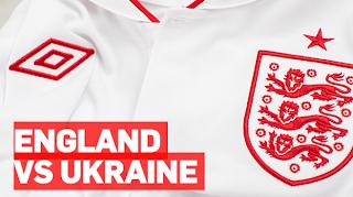 ผลฟุตบอลโลก 2014 รอบคัดเลือก กลุ่มเอช 11 ก.ย. 55 | อังกฤษ 1 - 1 ยูเครน