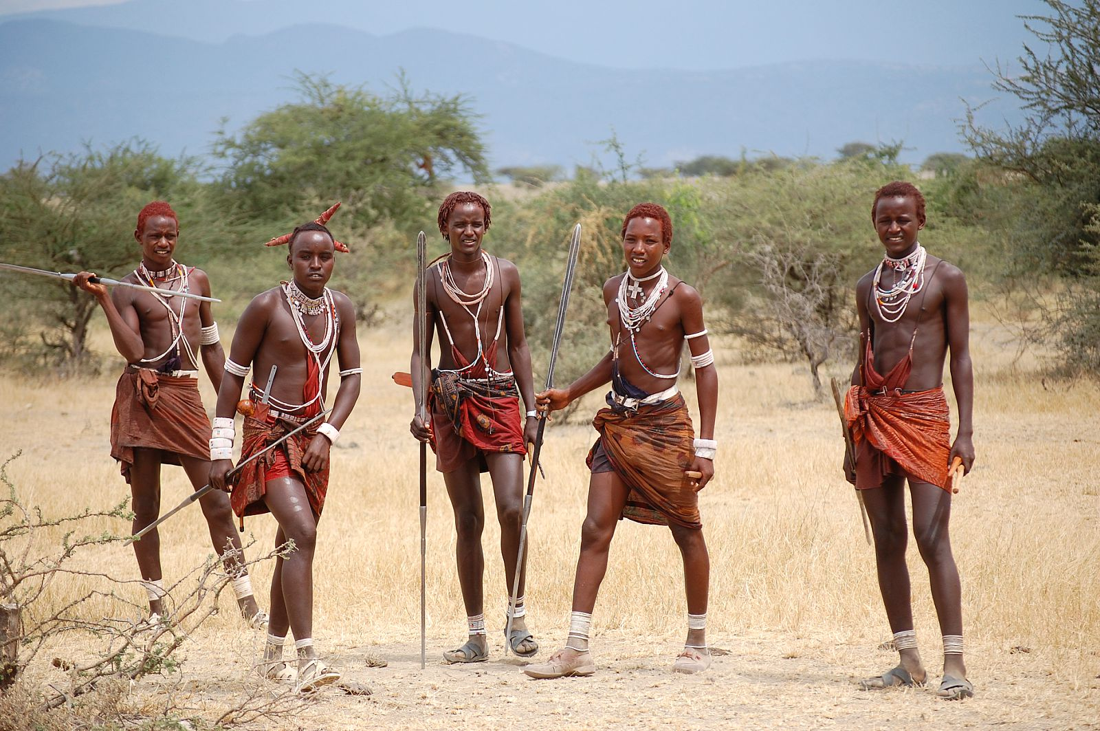 Masai tribe porn videos exploited scene