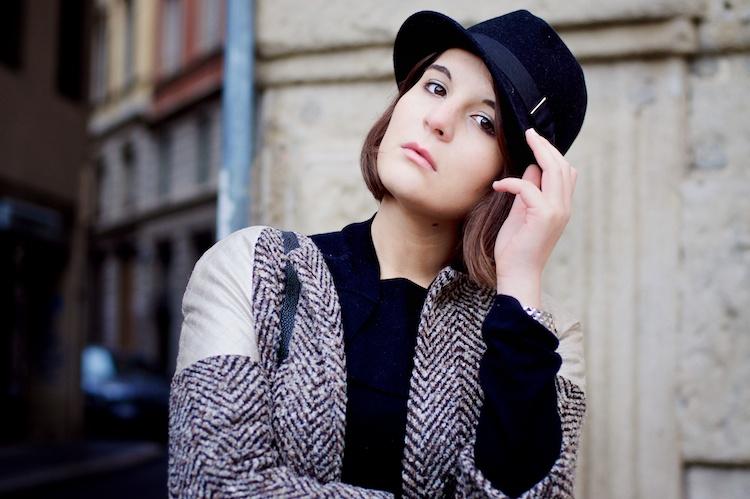 H&M hat street style