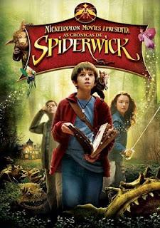 Baixar Filme As Crônicas De Spiderwick DVDRip AVI Dublado