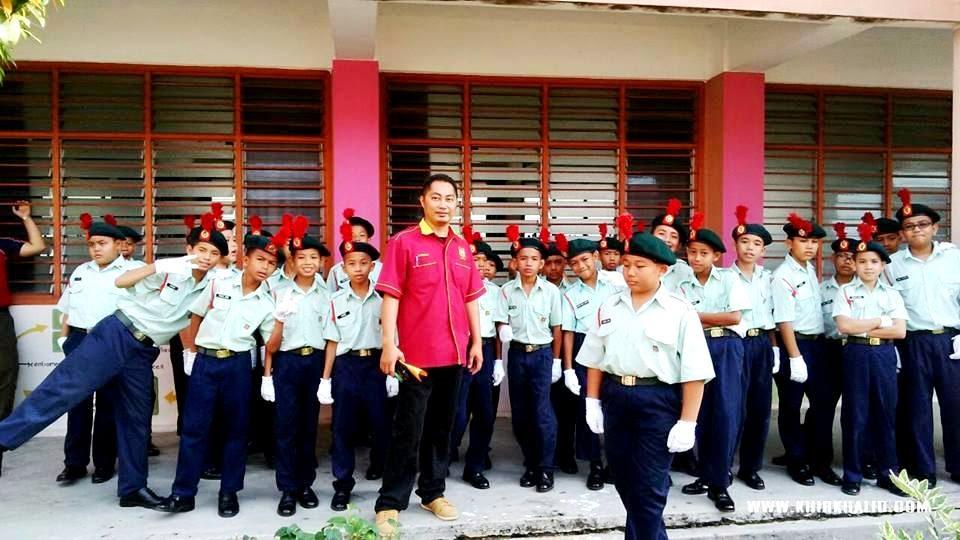 Pertandingan Kawad Kaki Badan Beruniform Sekolah Rendah Peringkat Negeri Selangor, SK Tasik Puteri 2, Rawang