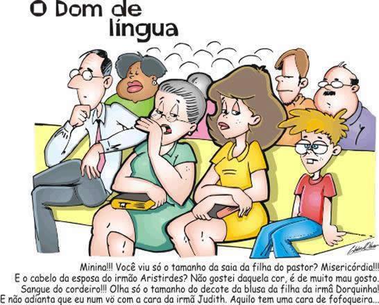 Humor: O Dom de língua