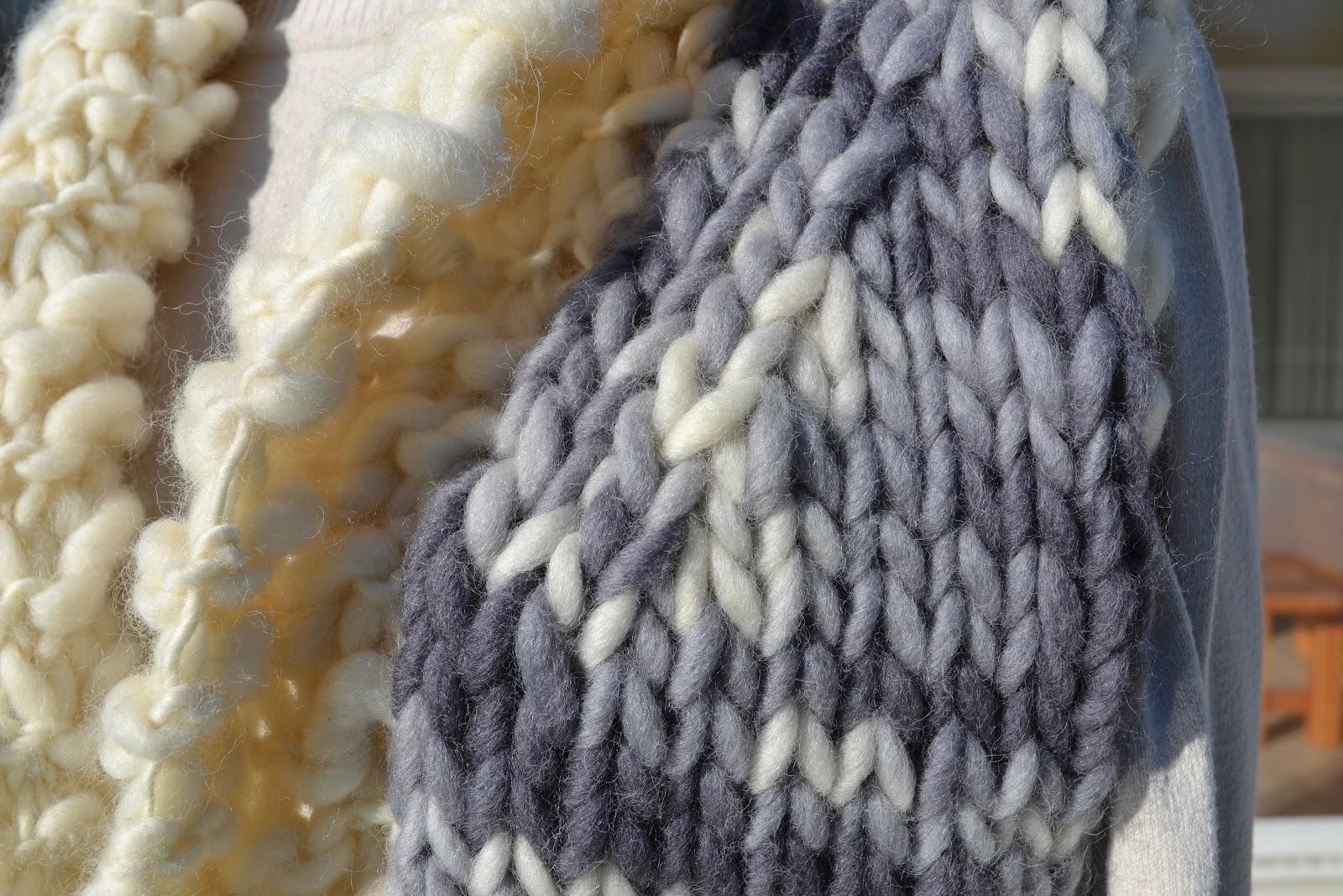 Chaleco 2 agujas lana gorda tipo vellon - Lana gorda para mantas ...