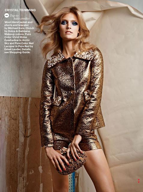 Model Constance Jablonski