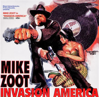 Mike Zoot Invasion America