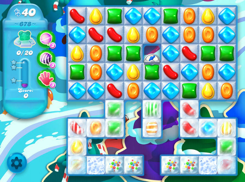 Candy Crush Soda 678