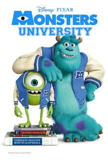 Monsters University (2013) 720p