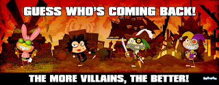 This fall, evil is in